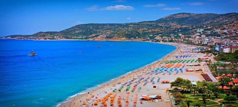 Antalya Beach-Turkey