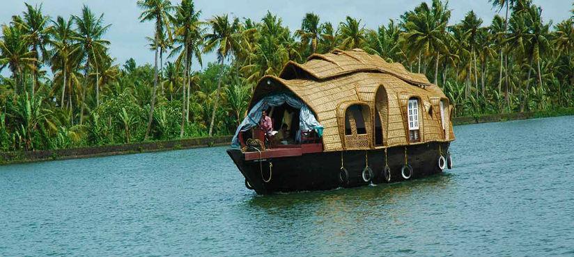 Kerala Backwaters Houseboat - india