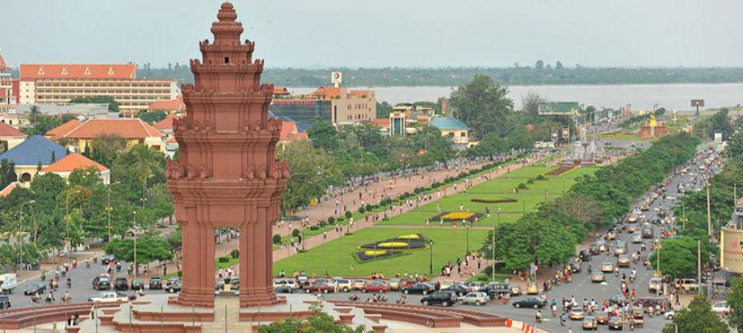 PHNOM PENH MAIN - CAMBODIA