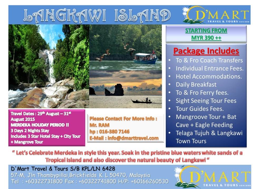 LANGKAWI ISLAND-MALAYSIA PAGE 1
